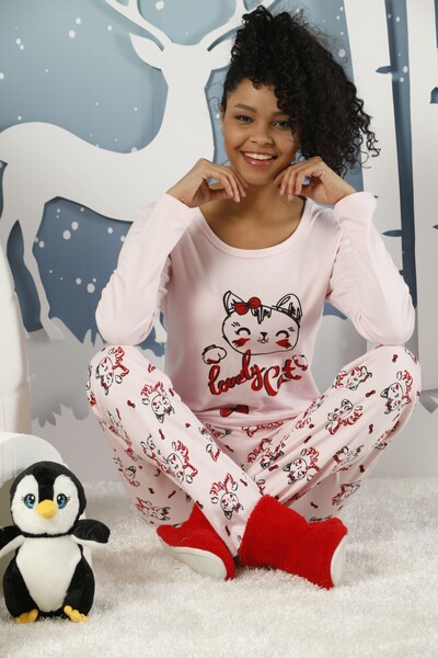- İnterlok Pijama Takımı