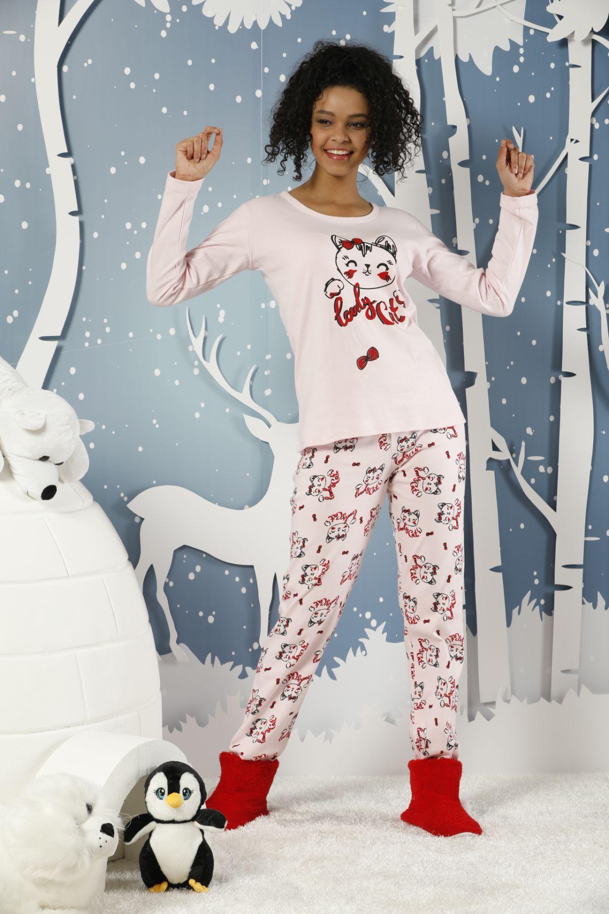 İnterlok Pijama Takımı