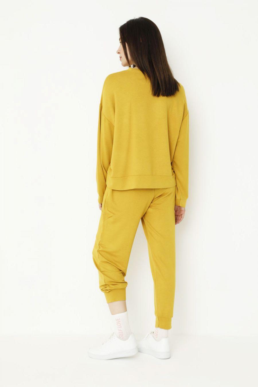 Hardal Cepli Eşofman-Sweatshirt Takım 21278176