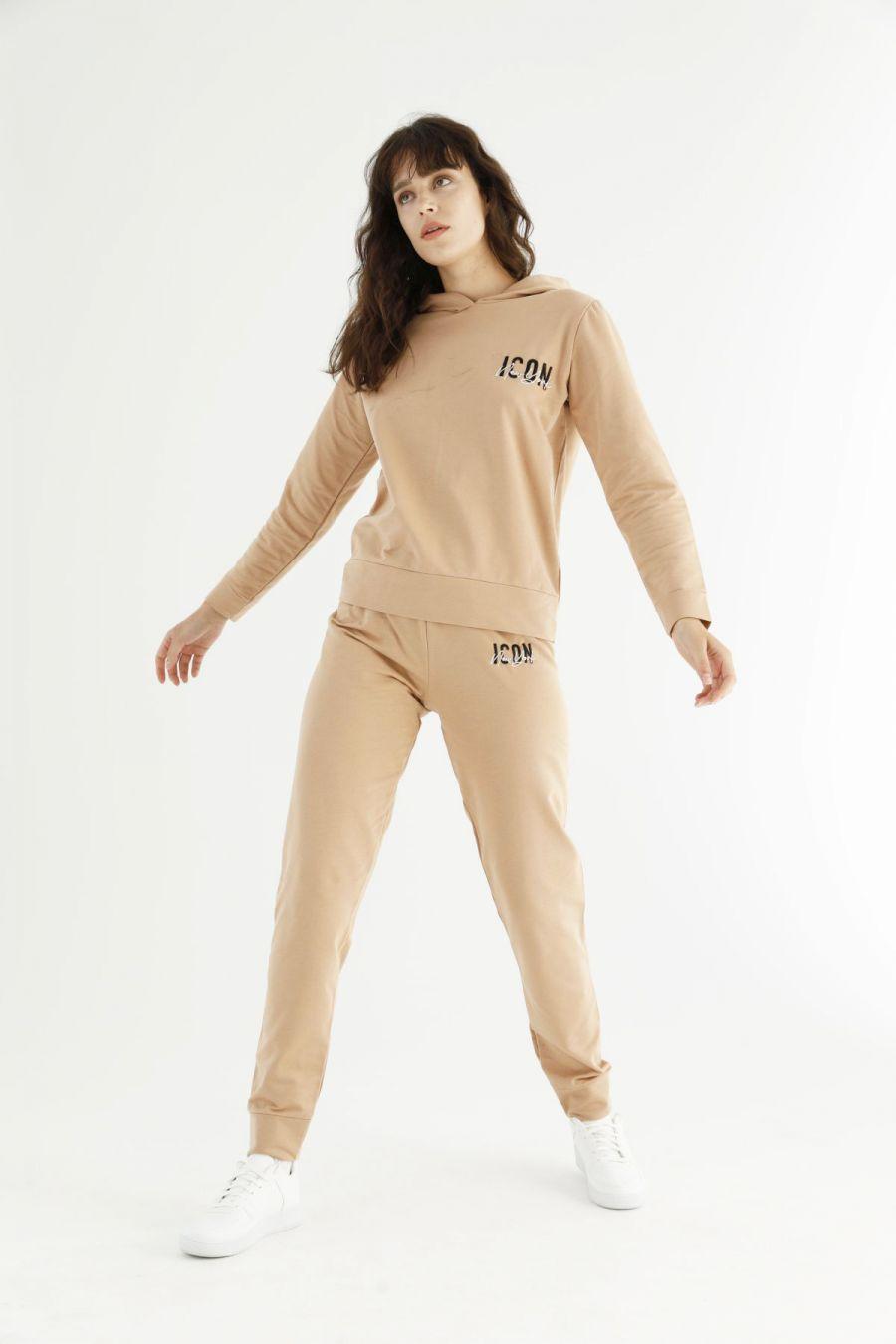 Kapişonlu Eşofman-Sweatshirt Takım 21278038