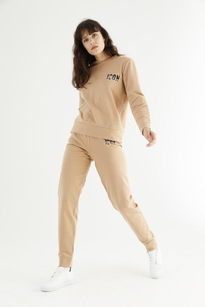 SİYAH İNCİ - Kapişonlu Eşofman-Sweatshirt Takım 21278038