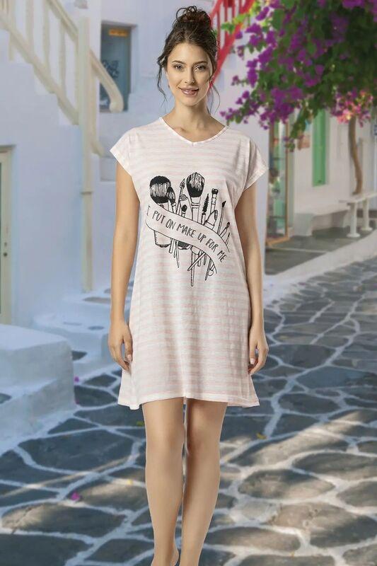 SIYAH INCI - Pamuklu Likralı Elbise