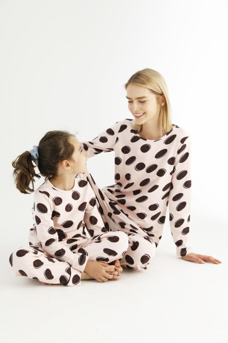 SİYAH İNCİ - Pamuklu Likralı Pijama Takım 21263218