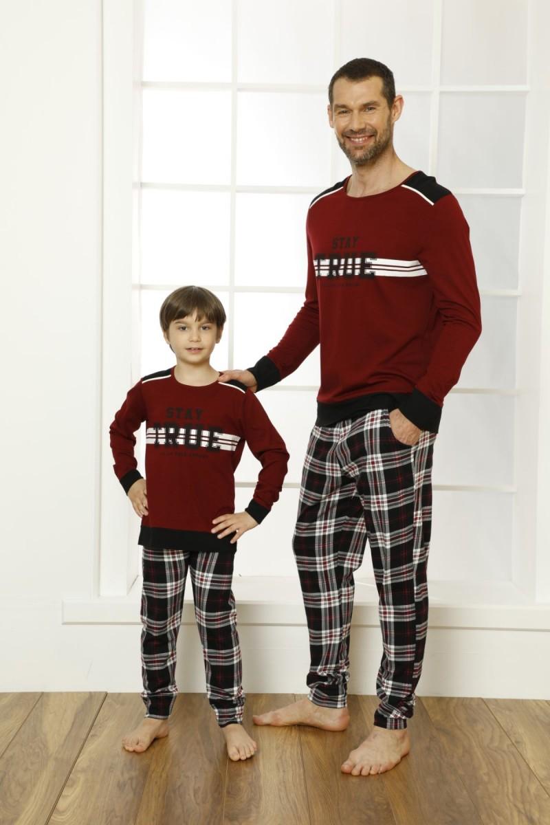 SİYAH İNCİ - Pamuklu Likralı Pijama Takım 21269501