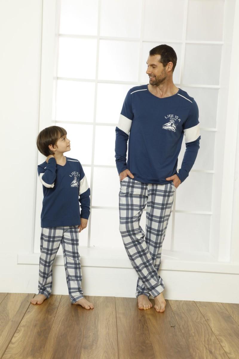 SİYAH İNCİ - Pamuklu Likralı Pijama Takım 21269506