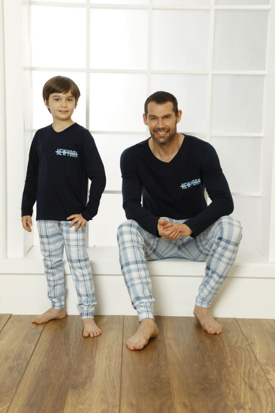 Pamuklu Likralı Pijama Takım 21269512