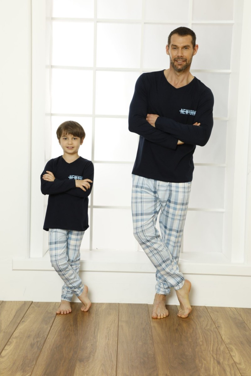 SİYAH İNCİ - Pamuklu Likralı Pijama Takım 21269512