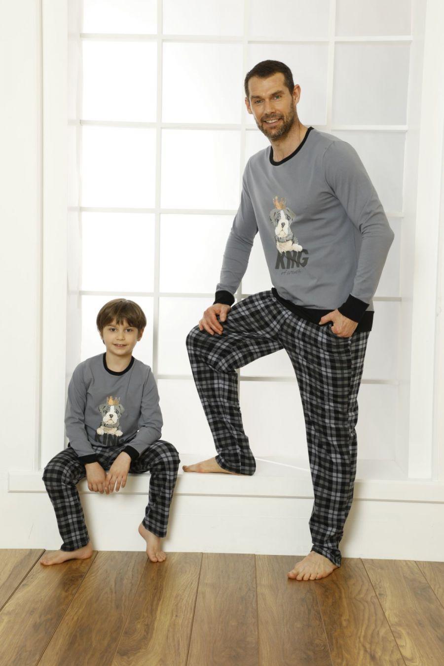 Pamuklu Likralı Pijama Takım 21269519