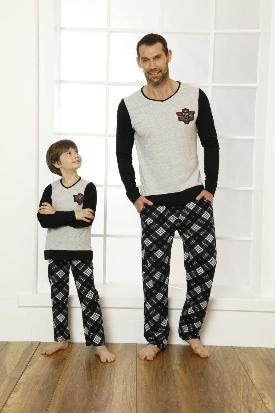 Pamuklu Likralı Pijama Takım 21269521