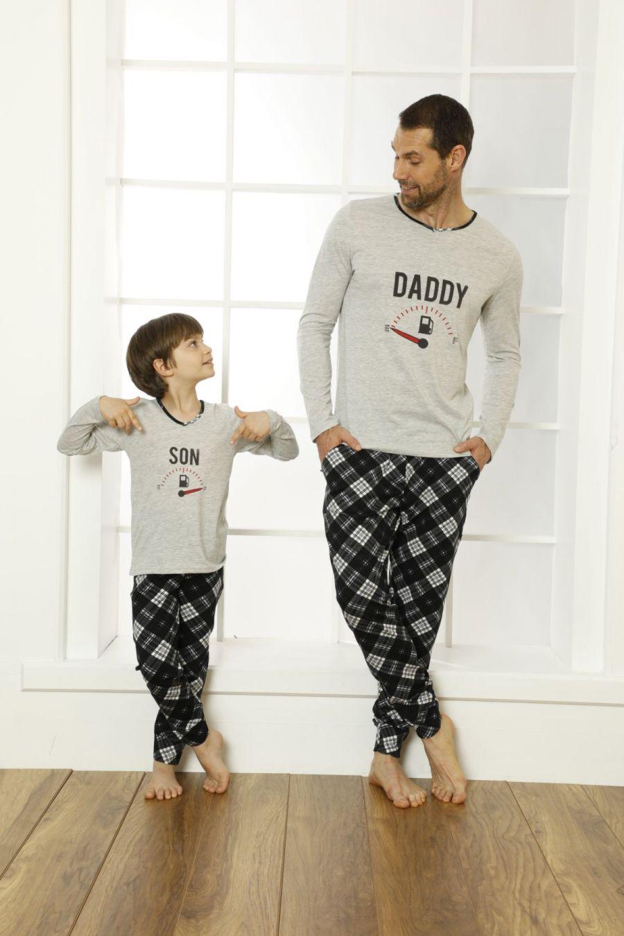 Pamuklu Likralı Pijama Takım 21269528