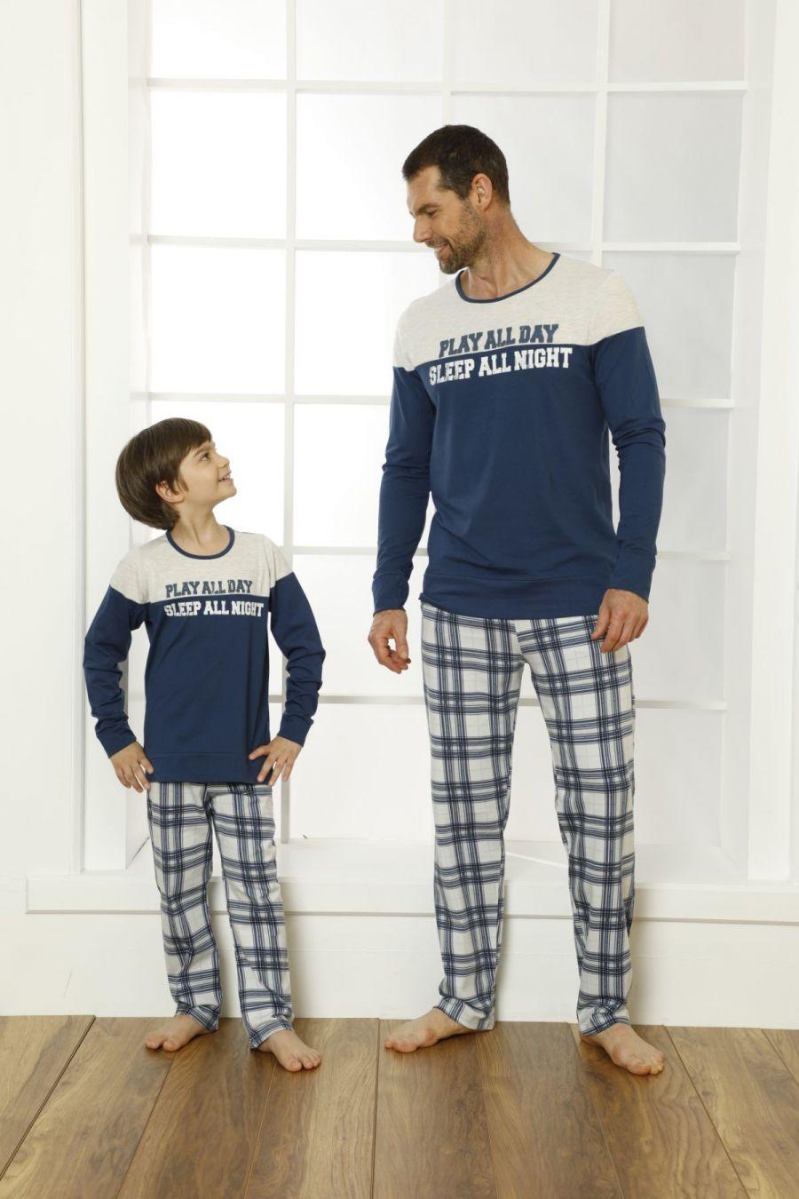 Pamuklu Likralı Pijama Takım 21269530