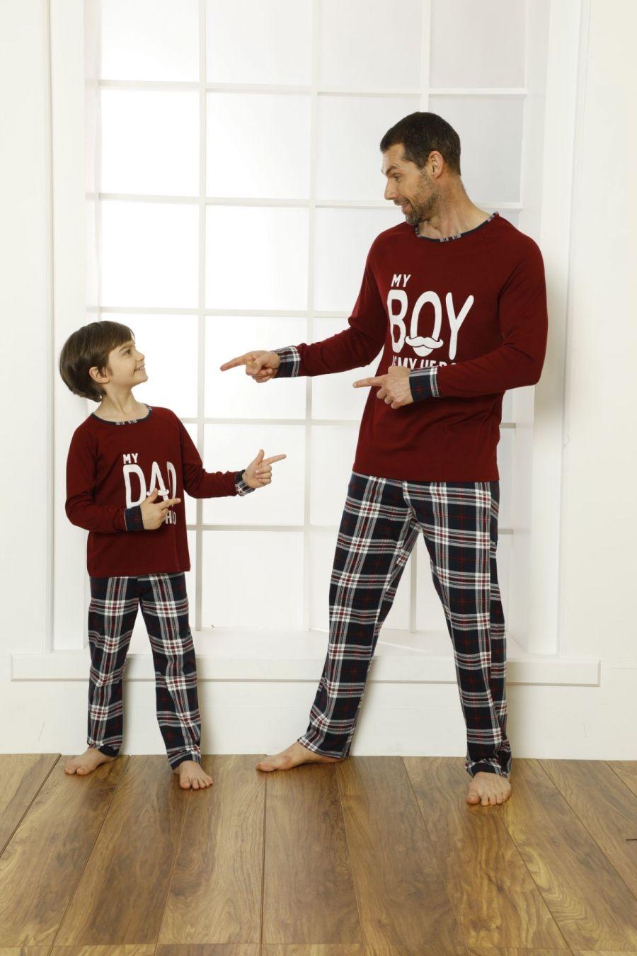 Pamuklu Likralı Pijama Takım 21269531
