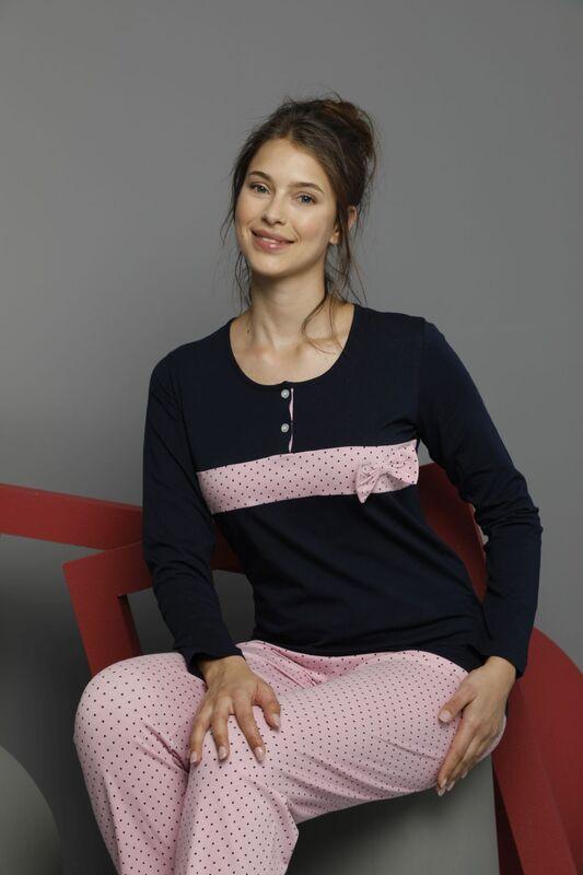 SİYAH İNCİ - Pijama Takım